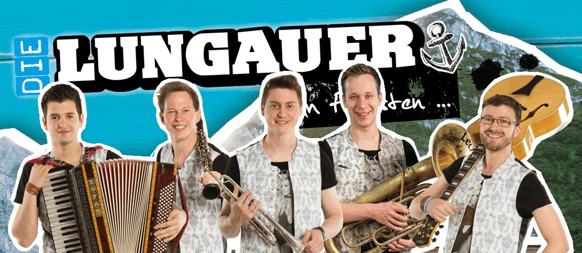 Musikgruppen stehen fest – Lungauer und Alpensound zu Gast in Inzell